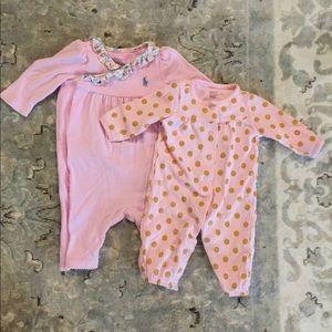 Baby Girl Onesie Bundle